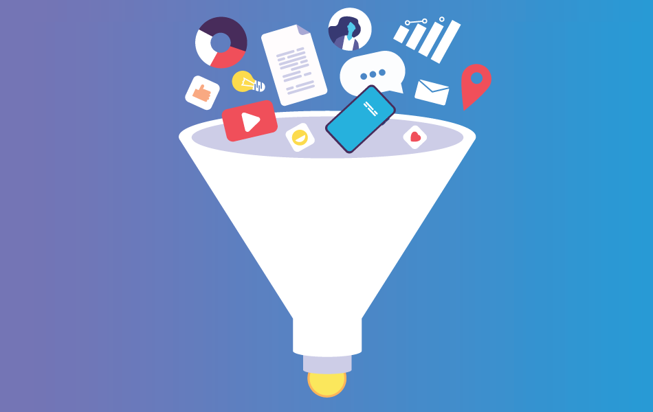 Understanding the marketing funnel for selling jewellery online