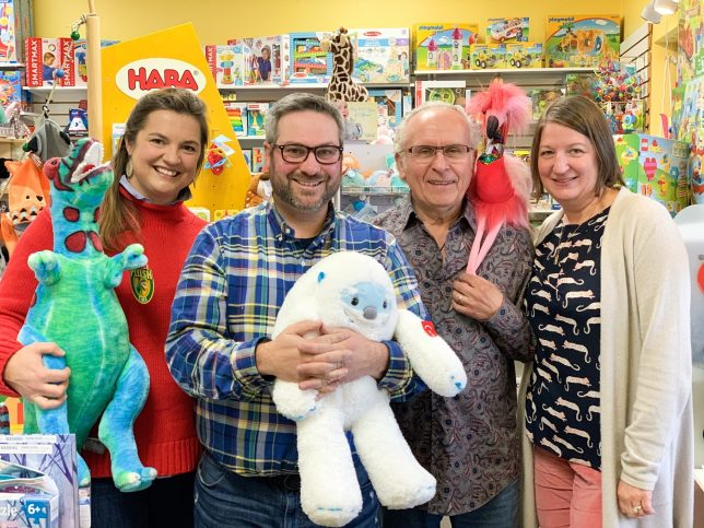Modernizing a 20-Year Old Retail Business: Lessons from Island Treasure Toys