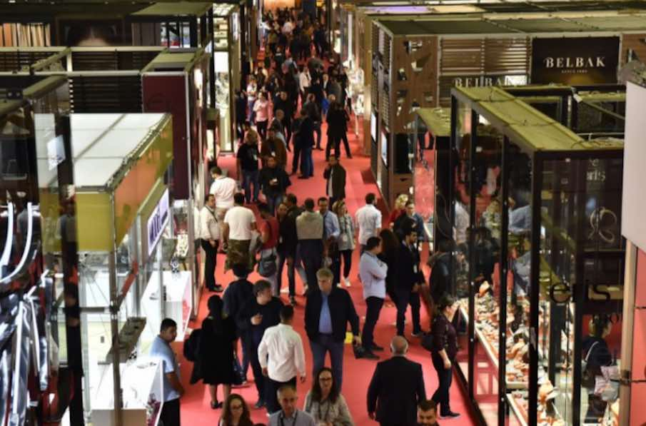 Excitement builds for Turkish jewellery fair