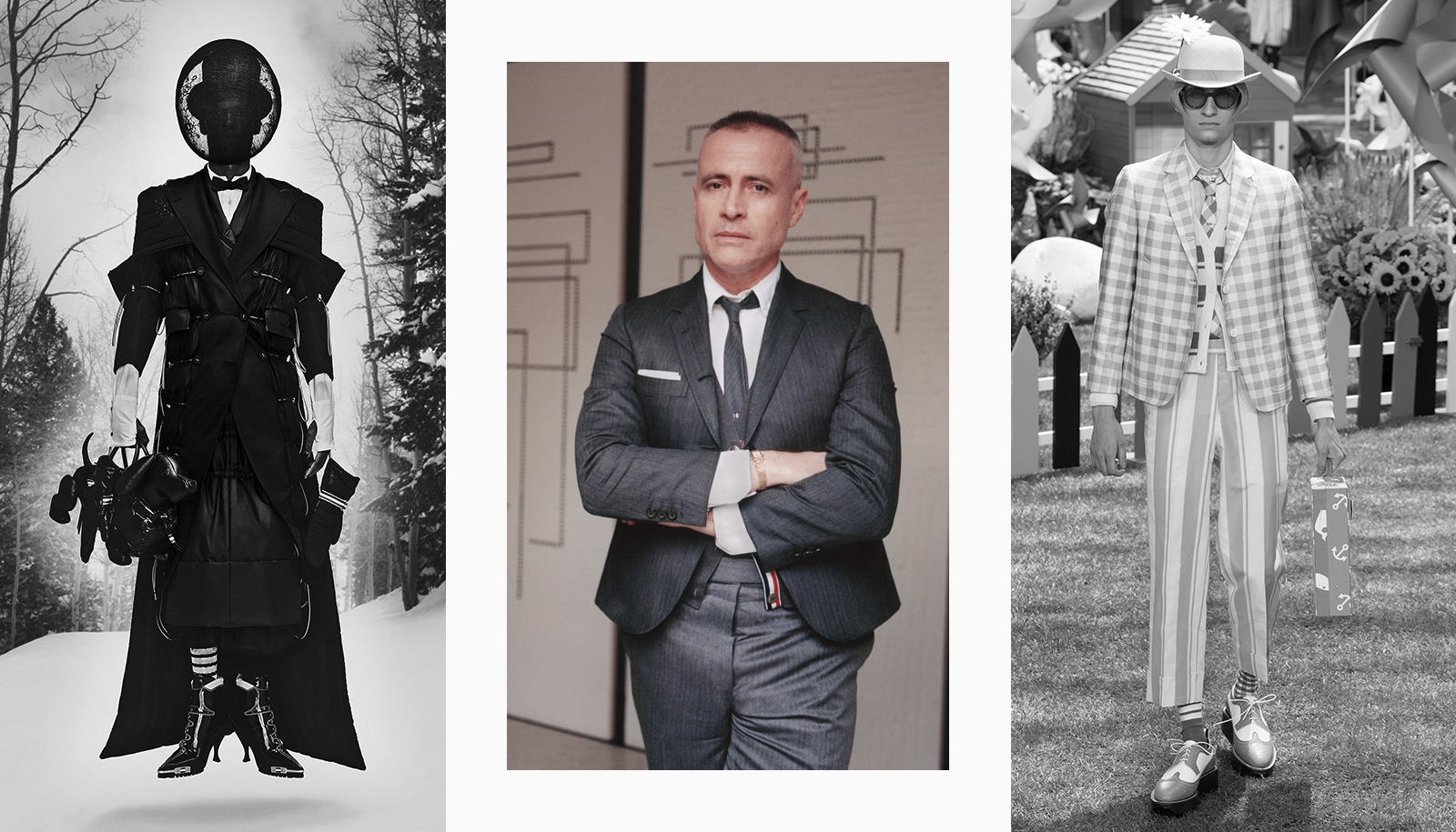 Who is Thom Browne and is Thom Browne worth it?