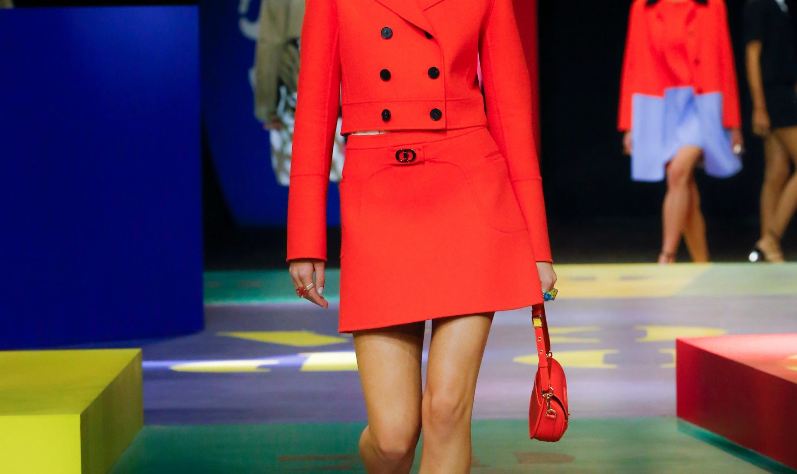 Christian Dior Spring-Summer 2022 Runway Bags Collection