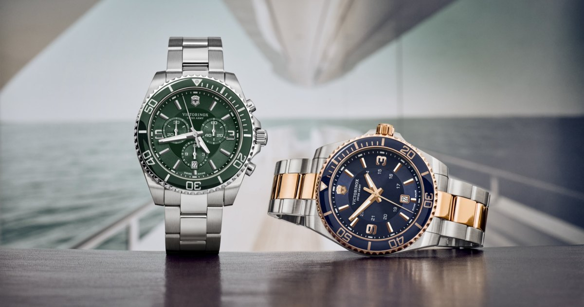 Watch of the Week: Victorinox Maverick Collection
